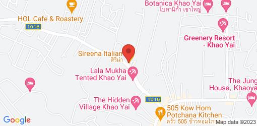 Directions to Sireena Italian Restaurant