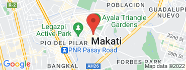 Map of Mom and Tina's Bakery Cafe - Makati