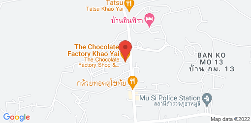 Directions to The Chocolate Factory Khao Yai