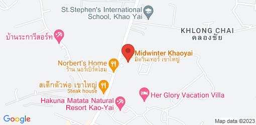 Directions to Midwinter Khaoyai