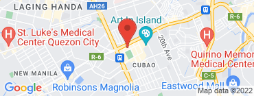 Map of Adobo Connection - Gateway