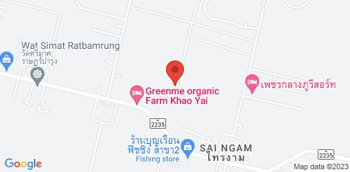 Directions to Greenme organic Farm Khao Yai