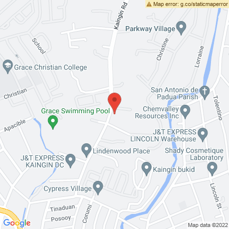 Supertank on Map (84-A Kaingin Road, Balintawak, Quezon City, Metro Manila) Map