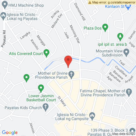 Quezon City Map