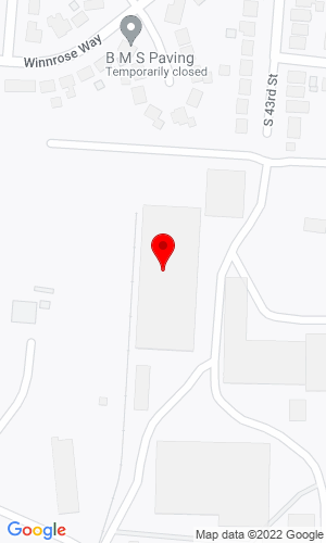 Google Map of Whayne CAT 1400 Cecil Avenue, Louisville, KY, 40211
