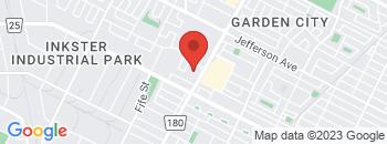 Google Map of 1400+McPhillips+Street%2CWinnipeg%2CManitoba+R2V+4G6