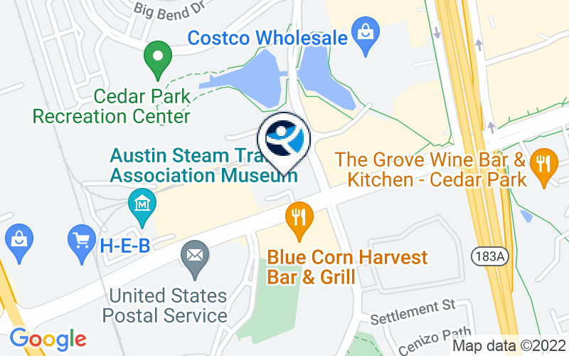 Bluebonnet Trails Location and Directions