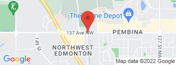 Google Map of 14083+-+137+Avenue%2CEdmonton%2CAlberta+T5L+2L5
