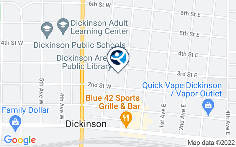A.D.A.P.T. - Dickinson Location and Directions