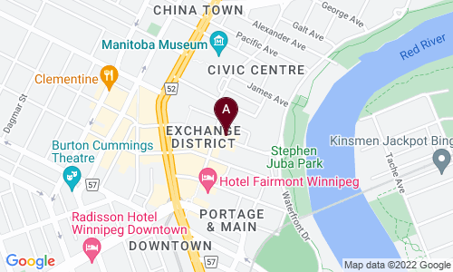 map of Katie + Gunner Gallery
