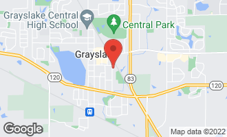 Map of 141 Westerfield Place GRAYSLAKE, IL 60030