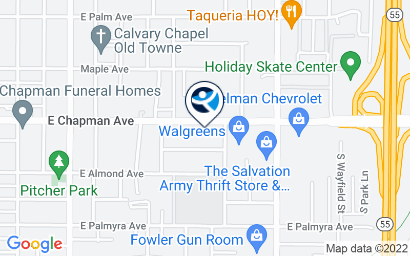 Chapman House Location and Directions