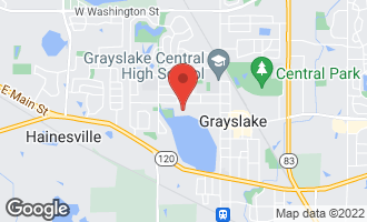 Map of 142 Augusta Street GRAYSLAKE, IL 60030
