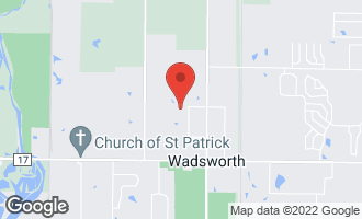 Map of 14215 West August Zupec Drive WADSWORTH, IL 60083