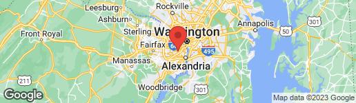 Map of 1429 GREENBRIER STREET S ARLINGTON, VA 22206