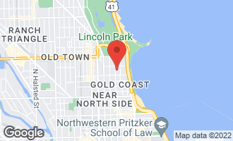 Map of 1431 North State Parkway CHICAGO, IL 60610