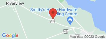 Google Map of 1433+Pembroke+Street+West%2CPembroke%2COntario+K8A+7A5