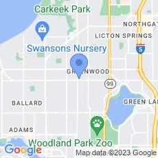 144 NW 80th St, Seattle, WA 98117, USA