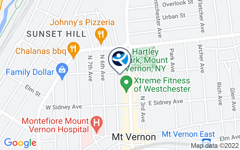 Guidance Center of Westchester -  Mount Vernon Sunrise Location and Directions