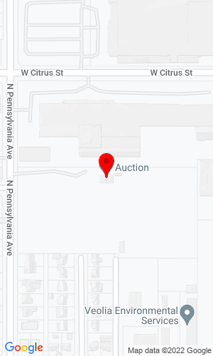 Google Map of The Auction Company 1450 N Pennsylvania Ave, Colton, CA, 92324