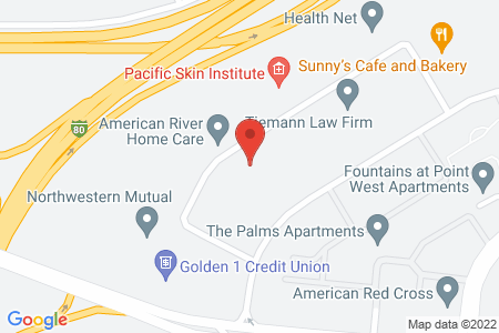 Map of Nonprofit Location