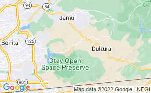 Map of Pio Pico RV Resort & Campground
