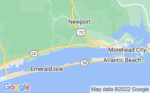 Map of Water's Edge RV Park