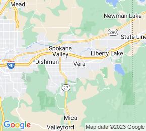 Job Map - 14820 E 4TH AVE Spokane, Washington 99216 US