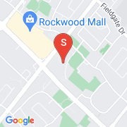 Road Map of 1485 Gulleden Drive, Mississauga, Ontario