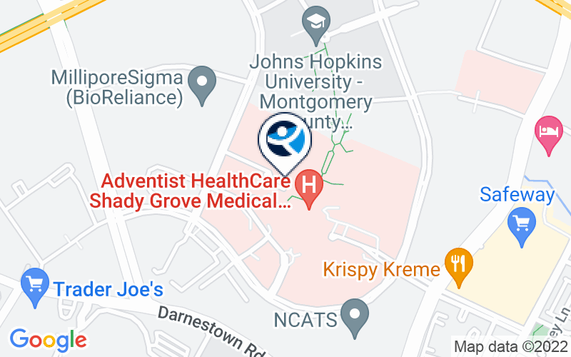 Adventist HealthCare Shady Grove Medical Center - Mental Health Location and Directions