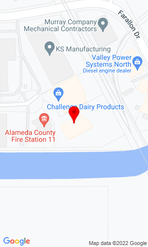 Google Map of Coast Crane Company 14951 Catalina Street, San Leandro, CA, 94577