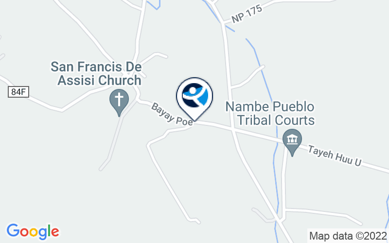 Nambe Pueblo Location and Directions