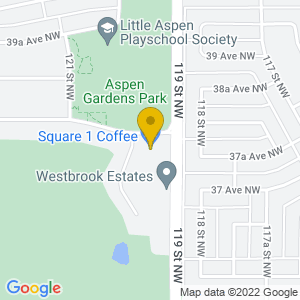 Map to Square One Coffee Shop (Fairway location) provided by Google
