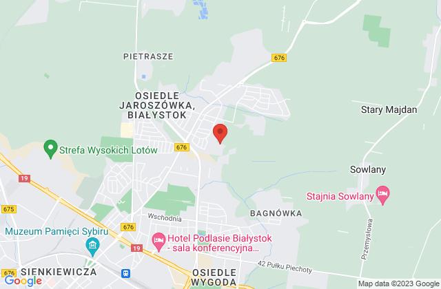 Wyświetl HJN spółka z o.o. na mapie