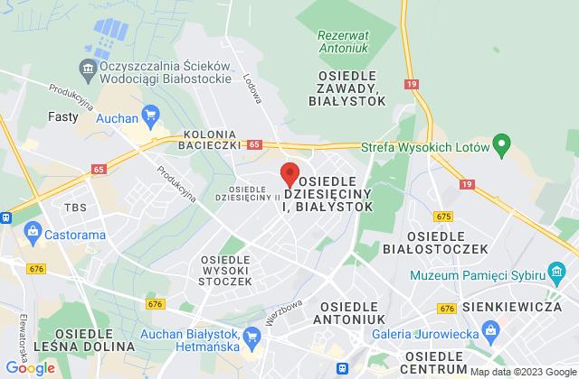 Wyświetl IWONA SKUTNIK,Ogrodonline na mapie
