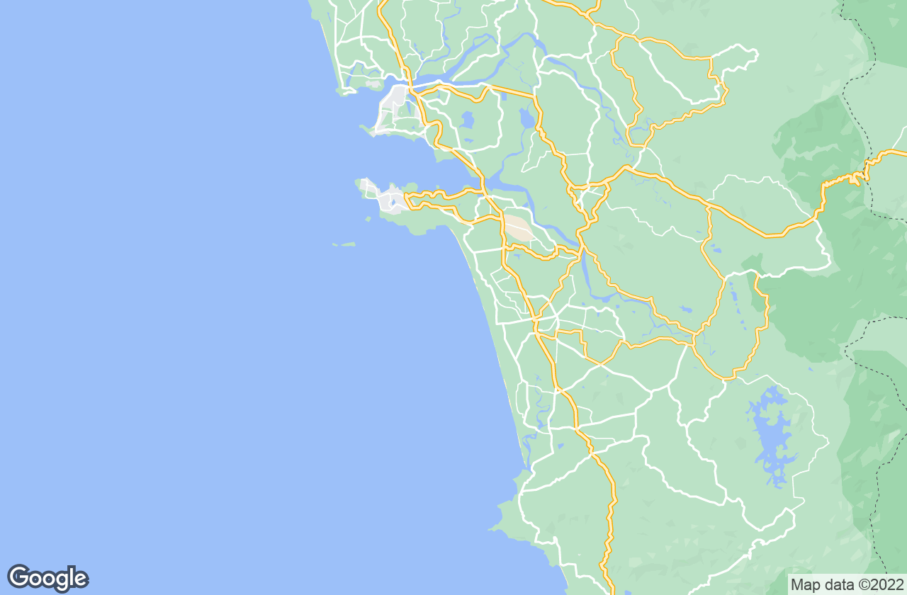 Google Map of Betalbatim