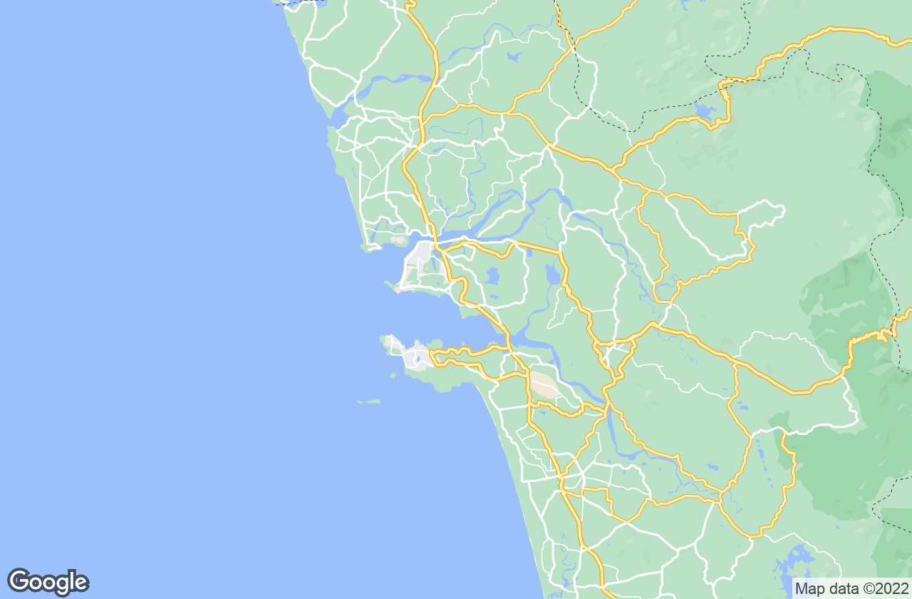 Google Map of Siridao