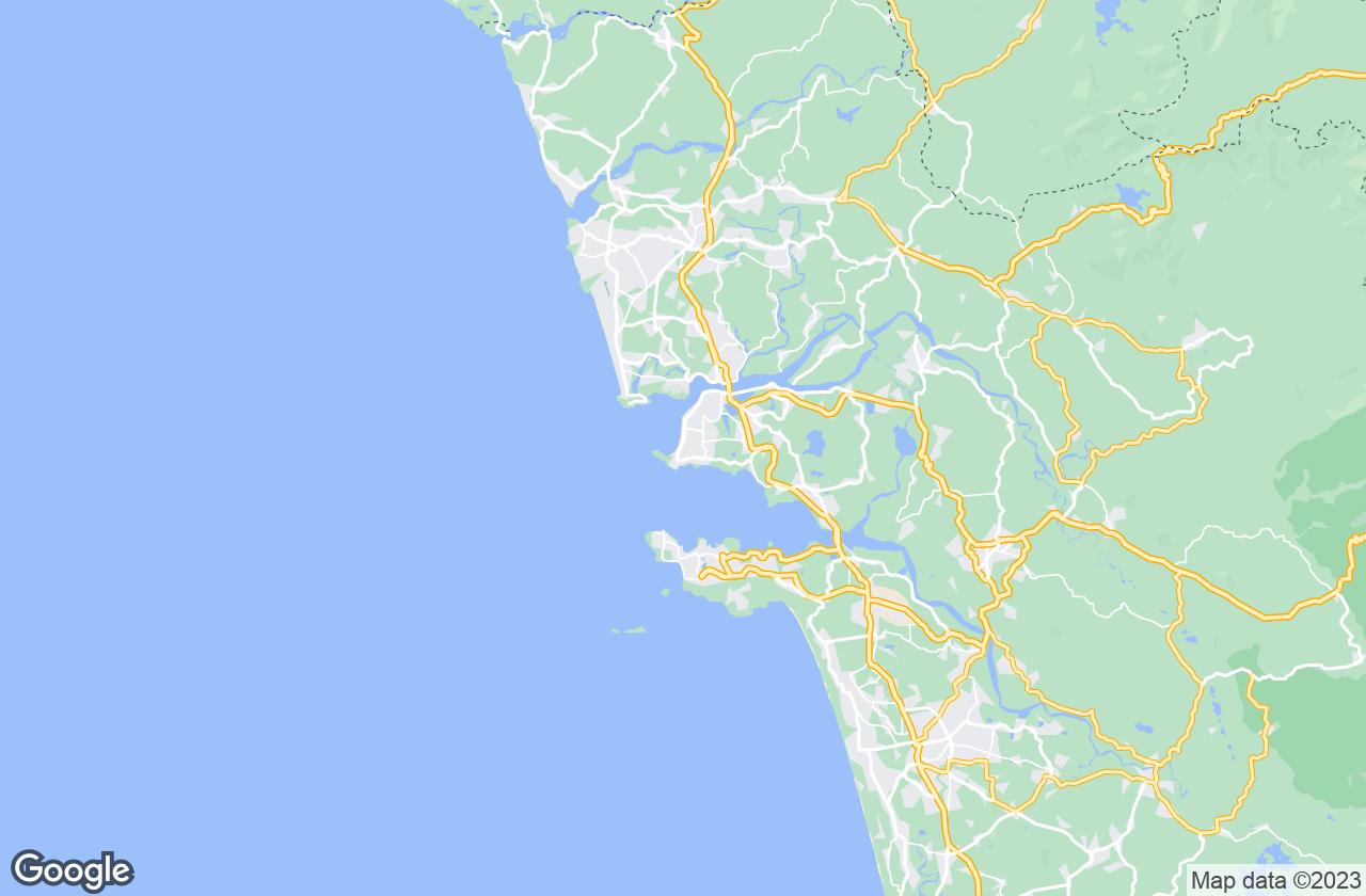 Google Map of Miramar