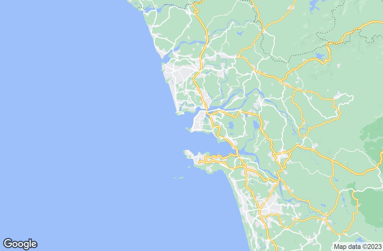 Google Map of أناجي