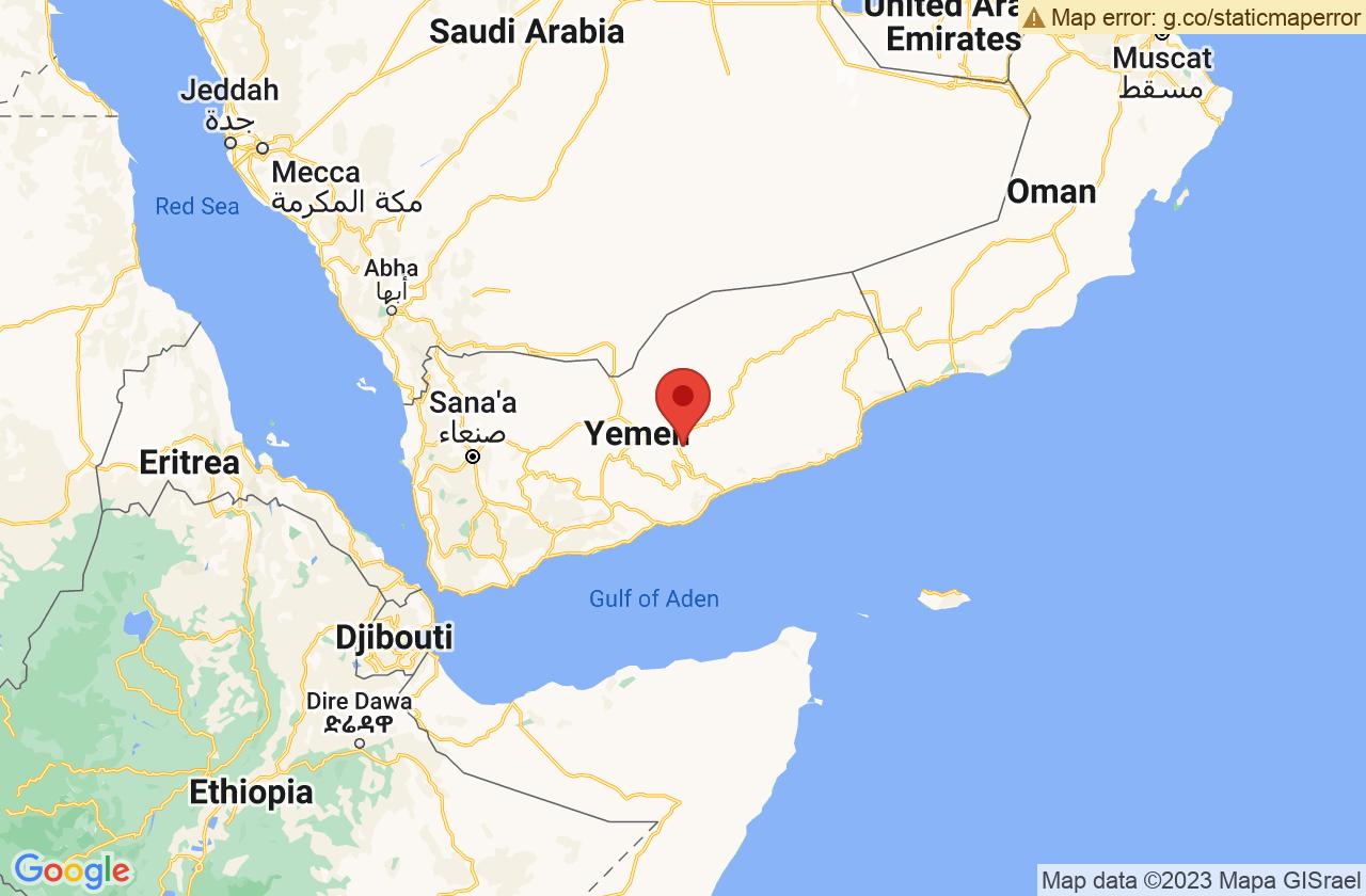 Google Map of Socotra