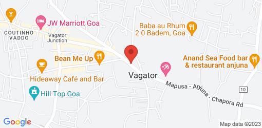 Directions to Sita Pure Veg Restaurant