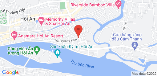 Directions to Thường An Chay / Balance Veg