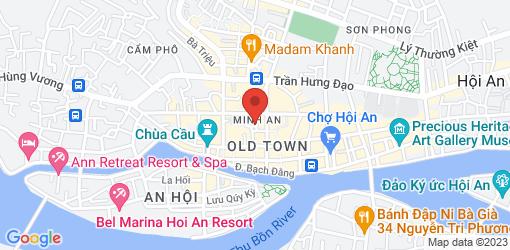 Directions to Quán chay dam Vegan