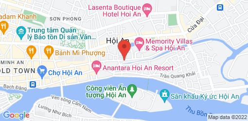Directions to Vegan Zone Hoi An