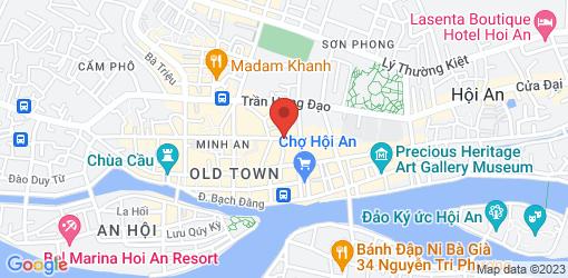 Directions to Nhà hàng chay Minh Hiển 3