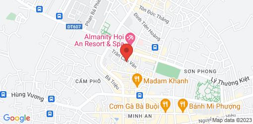 Directions to Minh Hien Vegetarian Restaurant
