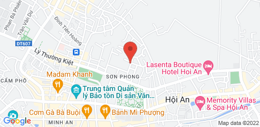 Directions to Tam Quang Minh - Vegetarian Restaurant