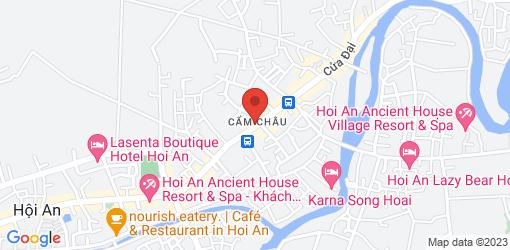 Directions to Ẩm Thực Chay Hương Từ Bi (Huong Tu Bi Vegetarian Food)