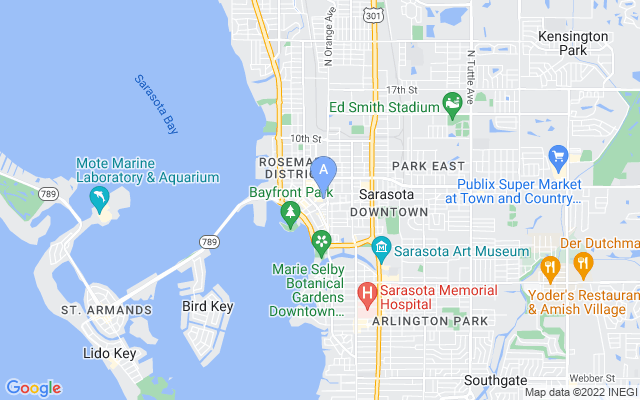 1500 State St #503 Sarasota Florida 34236 locatior map