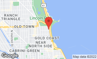 Map of 1500 North Lake Shore Drive 19C CHICAGO, IL 60610